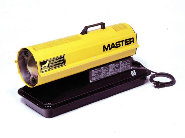 Нагреватель дизельный переносной Master B 65 CEL (прямой нагрев)
