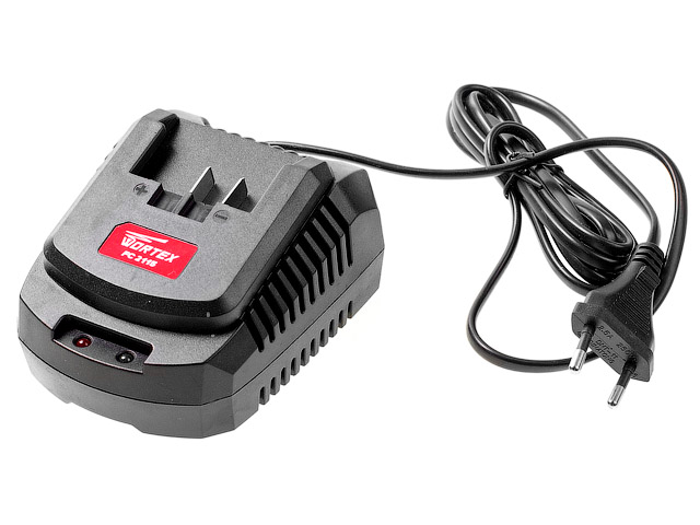 Зарядное устройство WORTEX FC 2115 (21В, 1,5А) (21 В, 1,5 А, для BD 1820DLi (BD1820DLi1706))