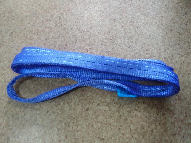 Строп текстильный ленточный петлевой 1т, 1м (Лемстройиндустрия)