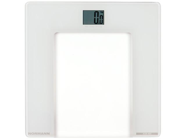 Весы напольные ASB-460 NORMANN (150 кг; стекло 5 мм; дисплей 44х29 мм)