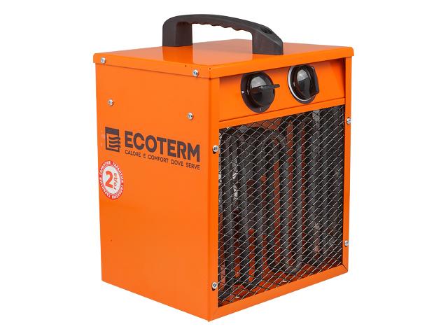 Нагреватель воздуха электр. Ecoterm EHC-03/1C