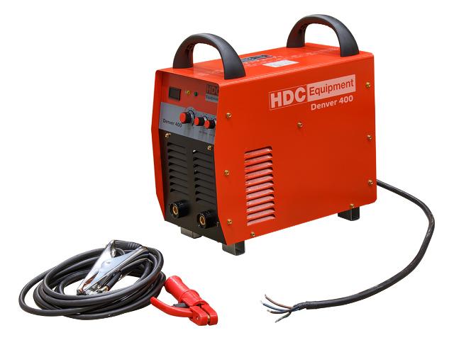 Инвертор сварочный HDC Denver 400 (380В; 40-400 А; 67В; электроды диам. 2.5-8.0 мм;)