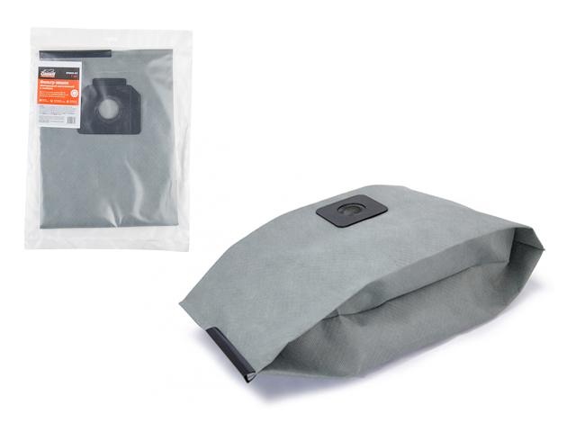 Мешок для пылесоса WORTEX VC 3016-1 WS,BOSCH GAS 35,MAKITA VC3012,VC4210 многоразовый (зажим) GEPARD (Синтетический.)