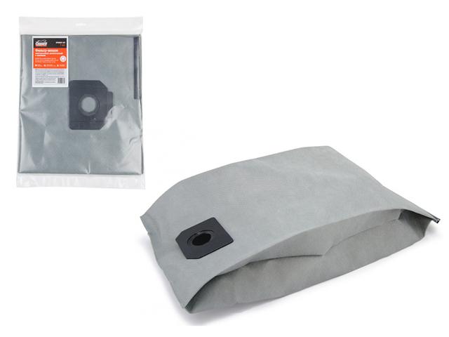 Мешок для пылесоса BOSCH GAS 55 многоразовый (зажим) GEPARD (Синтетический.)