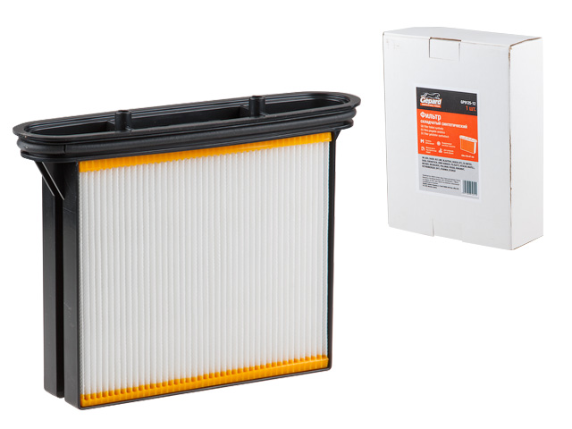 Фильтр для пылесоса BOSCH GAS 25, GAS 50 синтетический улучш. фильтрации GEPARD