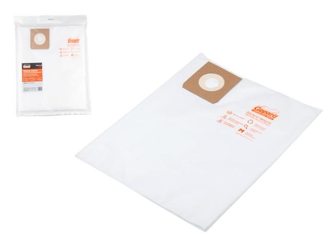 Мешок для пылесоса BOSCH UNIVERSAL VAC 15 сменный (2 шт.) GEPARD (Синтетический.)