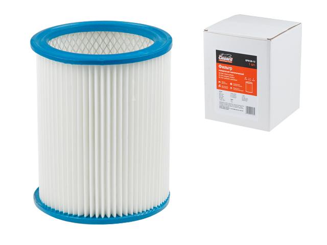 Фильтр для пылесоса HITACHI S 24, WDE 1200, WDE 3600 синтетический улучш. фильтрации GEPARD