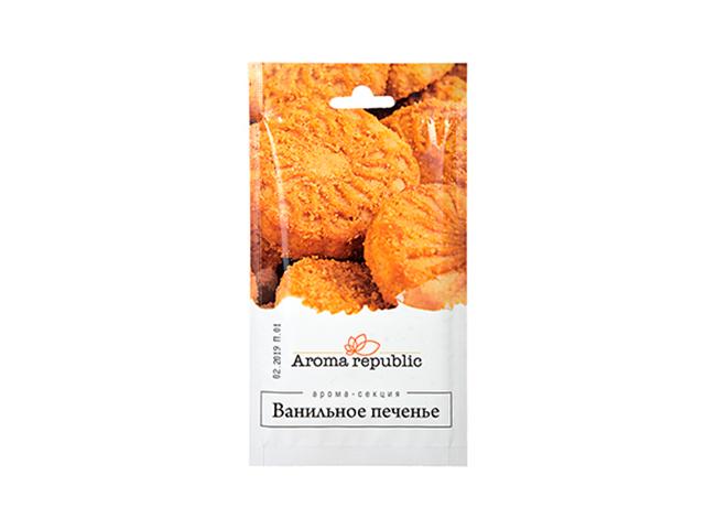"""Ароматическое саше """"Simple"""", 10 г, """"Ванильное печенье"""", AROMA REPUBLIC"""