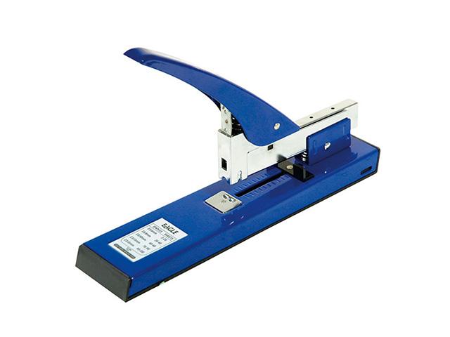 Степлер супермощный EAGLE 100 л. № 23/6-13 металл синий