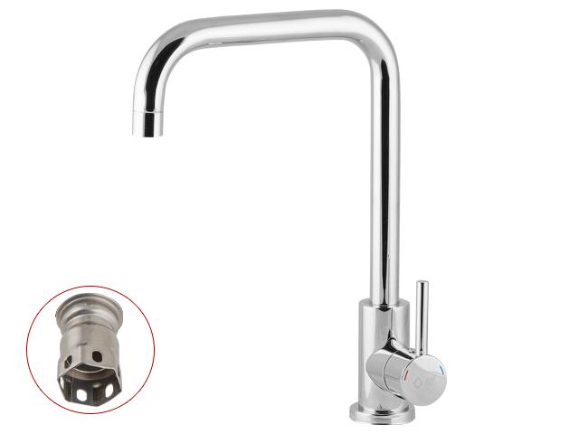 Смеситель для кухни (SUS 304) D35 AVZAR4-B304CH хром AV Engineering