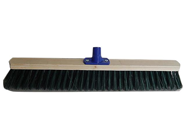Щетка для уборки дер. строительная 600х50x75мм, жестк. ворс (РОСМА-Д)
