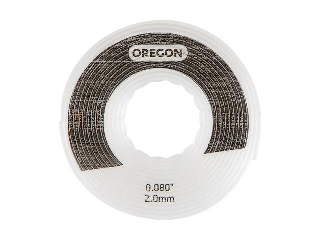 Леска 2,0 мм х 4,32м (диск) OREGON Gator SpeedLoad (Для головок GATOR SpeedLoad арт. 24-225, 24-275)