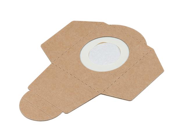 Мешок для пылесоса бумажный 15 л. WORTEX (3 шт) (15 л, 3 штуки в упаковке)