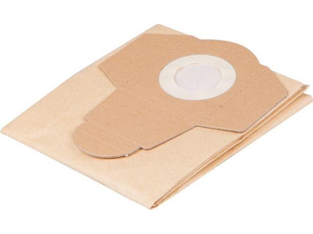 Мешок для пылесоса бумажный 30 л. WORTEX (3 шт) (30 л, 3 штуки в упаковке)