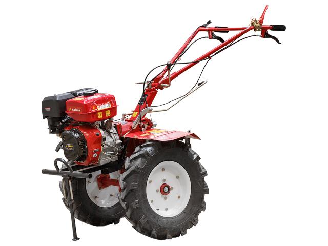 Культиватор бензиновый ASILAK SL-184 (18.0 л.с., шир. 135 см, колесо 6.50-12, без ВОМ, передач 2+1)