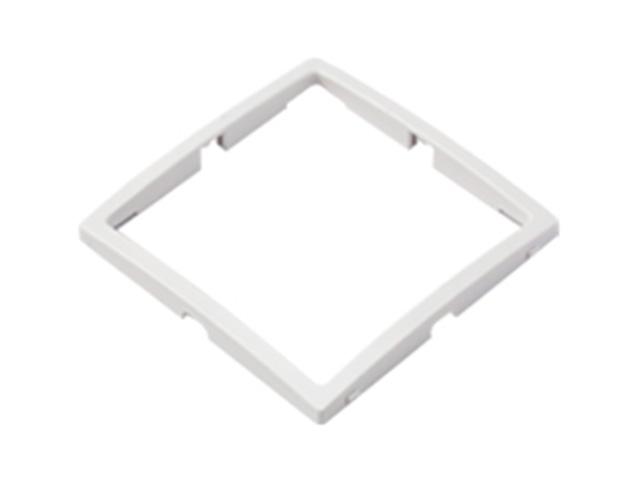 Вставка в рамку 1-местная белая, Уют, упак=3 шт.,  Bylectrica