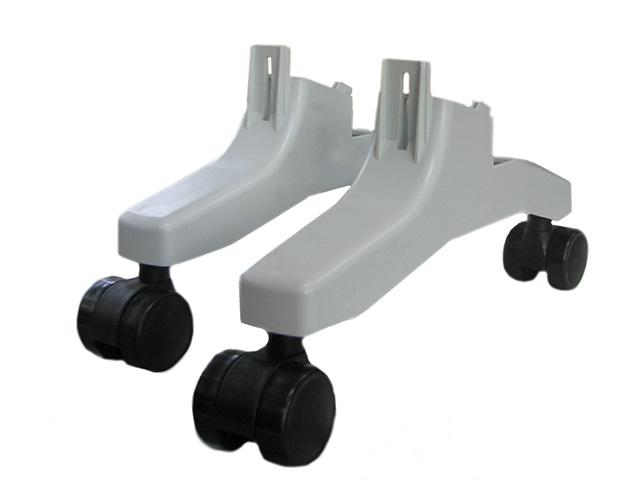 Ножка опорная с колесами к конвекторам Термия ЭВНА (комплект 2шт) (ТЕРМИЯ) (КОА-03)